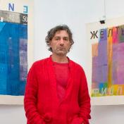 Painter Alexey Orlovski