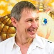 Painter Sergey Lipovtsev