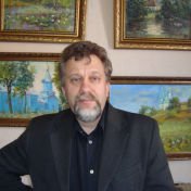 Painter Vladimir Nepomnyaschiy