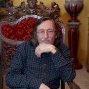 Painter Petr Annenkov