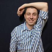 Painter Sergey Filonenko