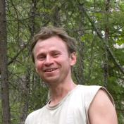 Живописец Сергей Сонцев