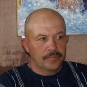 Painter Ivan Dede