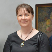 Painter Swetlana Yegorova