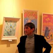 Painter Andrei Yanchishin