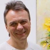 Painter Alexey Anikin
