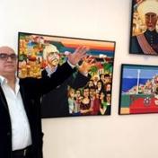 Painter Intigam Akperov