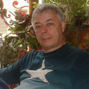Sculptor Vladimir Shuvalgin