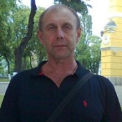 Painter Yury Belokon