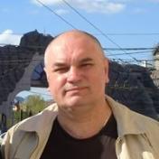 Painter Oleg Kuleshov