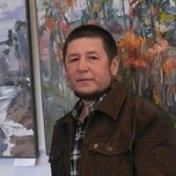 Painter Konstantin Shurpatov