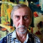 Painter Victor Shchupak