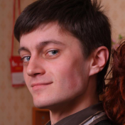 Jeweler Nikolai Lubjaniy
