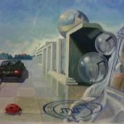Painter Oriy Homich
