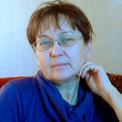 Painter Tatiana Serhiyenko