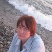 Painter Anna Lomachenko