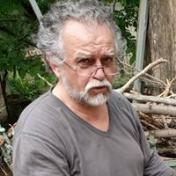 Painter Sergii Paprotskyi