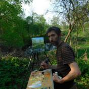Bildmaler Viktor Zhukov