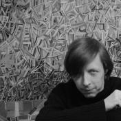 Painter Alex Rubanov