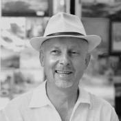 Painter Igor Trokhymenko