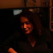Painter Svetlana Filippova