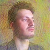 Painter Zhenya Derkach