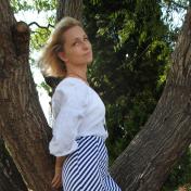 Painter Ekaterina Slota