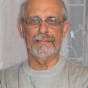 Painter Victor Oleksenko
