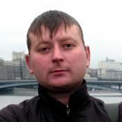 Painter Vadim Leukhin