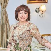 Designer Margarita Bortnikova
