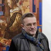 Painter Igor Leontjev