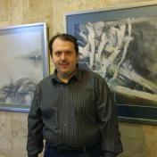 Painter Andrey Kreminskiy