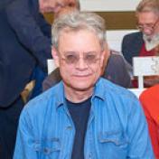 Painter Alexander Tolstikov