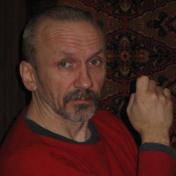 Painter Vladimir Safronov