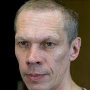 Painter Yuriy Samsonov