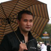 Painter Arman Baimuratov