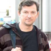 Painter Vladimir Kaminskiy