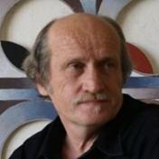 Painter Sergey Dergun