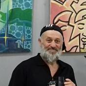 Painter Phridon Bolkvadze