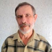 Painter Valeriy Kravtsov