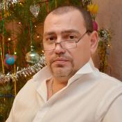Painter Yriy Kuzmenko