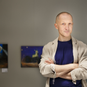 Painter Anton Uspensky