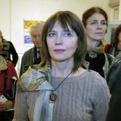 Painter Irina Chebotareva