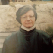 Painter Maria Korda
