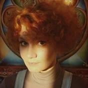Painter Vika Chaikovskaya