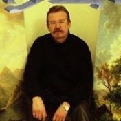 Painter SERGEI IAKUSHCHENKO