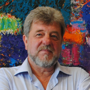 Painter Igor Sevets