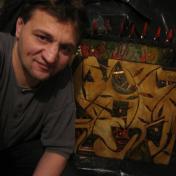 Painter PAVEL YASYCHENKO