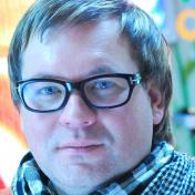 Painter Artur Kovalev