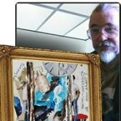 Painter Yuri Marushkin